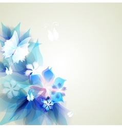 Abstract artistic Background vector image