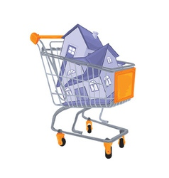 Trolley vector