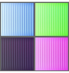 Metal graphic background template vector