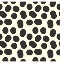 Pattern cow spots vector