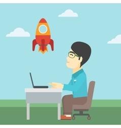 Business start up vector