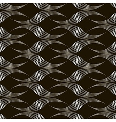 Seamless ornamentl pattern repeating texture vector