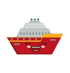 Cruise icon image vector
