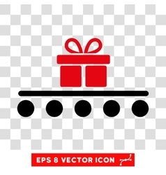 Baggage transportation eps icon vector