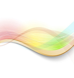 Modern bright transparent colorful background vector