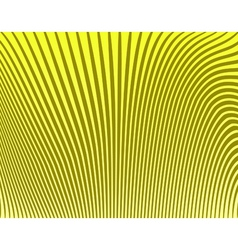 banana stripes vector image