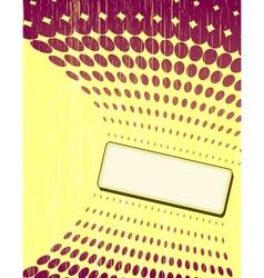 banner squeeze vector image