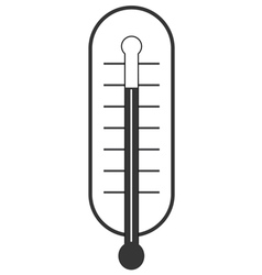 Test tube icon vector