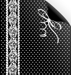 white and black imagination vector image vector image