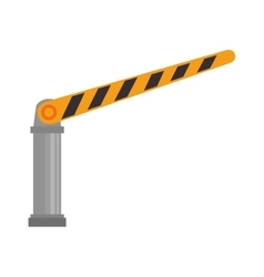 Parking barrier element vector