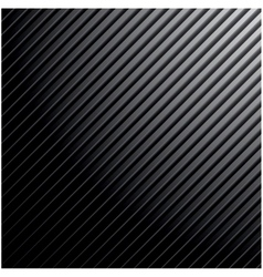 Metal dark striped background vector