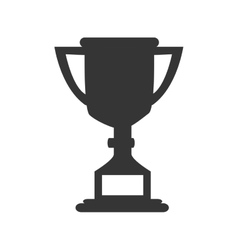Winner championship them design vector