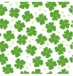 lucky st patricks day vector image vector image