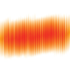 Abstract orange vertical stripe backdrop vector