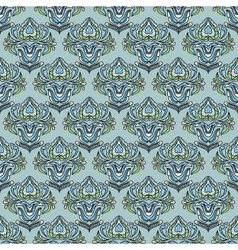 Seamless wallpaper abstract pattern vector image vector image