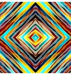 Abstract symmetric pattern with diagonal strikes vector
