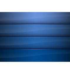 background blue stripe vector image vector image