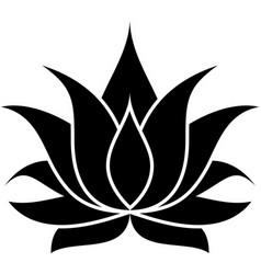 Lotus Set 001 vector image