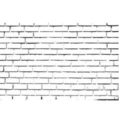 Brickwall overlay texture vector