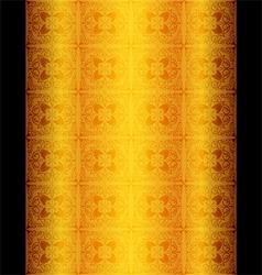 Golden abstract texture vector image