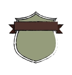 Badge shield emblem vector