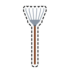 Gardening tool icon image vector