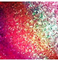 Glittering background EPS 10 vector image vector image