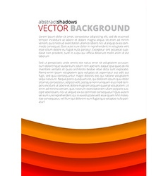 Red background for design vector