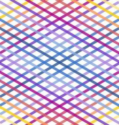 Rainbow Line Texture vector image