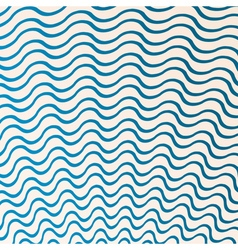 Wave radial pattern vector