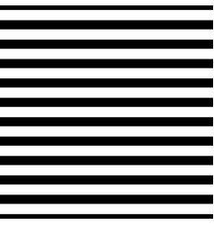 horizontal stripes seamless pattern vector image vector image
