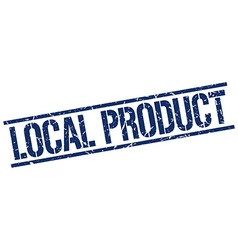 Local product stamp vector