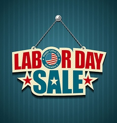 Labor day usa design vector