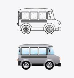 Transport desing vector