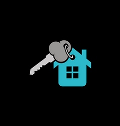 House key security save logo vector