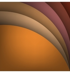 Colored modern background vector image vector image