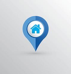 Home pointer vector