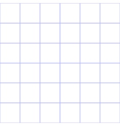 Purple Grid White Background vector image vector image
