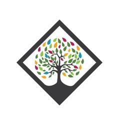 Eco Green Logo vector image vector image