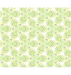 Kaleidoscope seamless pattern vector image vector image