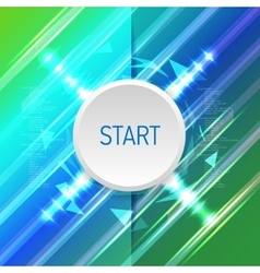 Button start vector