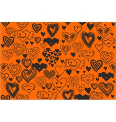Valentines wallpaper vector