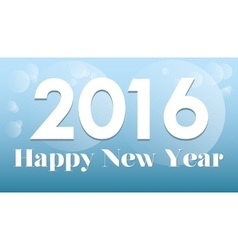 Happy new year graphic vector