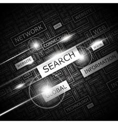 Search vector