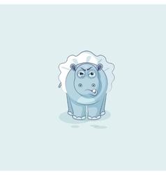 Emoji character cartoon vector