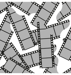 film pattern vector image
