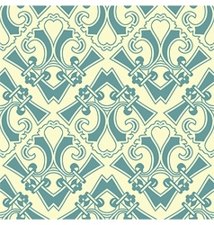 Seamless pattern antique vector