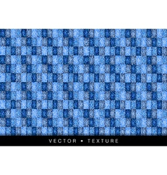 texture four blue color vector image