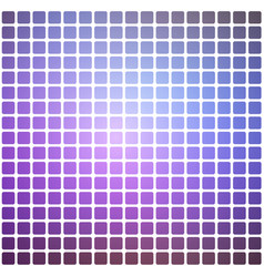 Purple lilac pink rounded mosaic background over vector