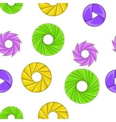 Update internet pattern cartoon style vector